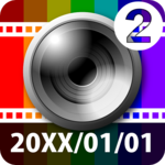 DateCamera2 (Auto timestamp) icon