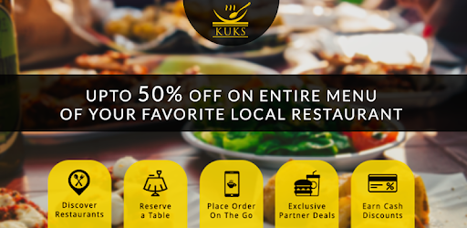 Kuks – Reserve a table | Order for home delivery pc screenshot