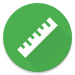 Measure (Material Ruler) icon