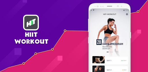 HIIT Home Workout— 14 Days Female Fitness Exercise pc screenshot