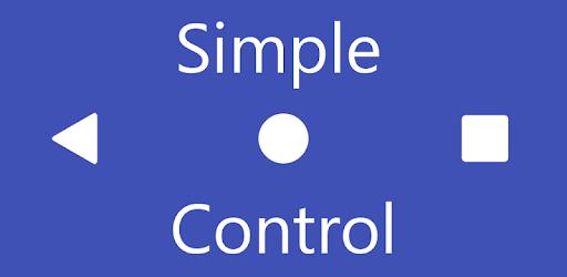 Simple Control pc screenshot