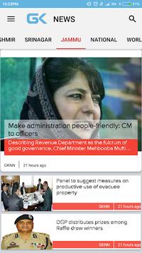 Greater Kashmir APK screenshot 1