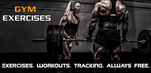 Gym Exercises & Workouts pc screenshot