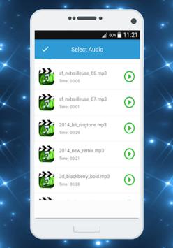 Add Music To Video APK screenshot 1