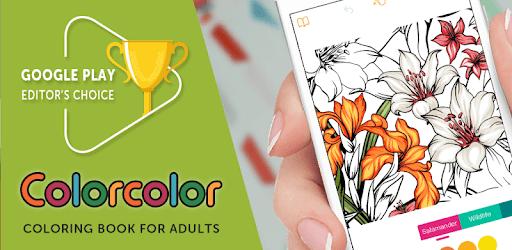 Color Mandala Book -  Mandala Coloring Art pc screenshot