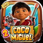 Coco Adventures Miguell run 2 icon