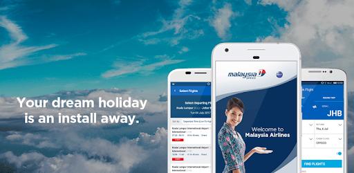 Malaysia Airlines pc screenshot
