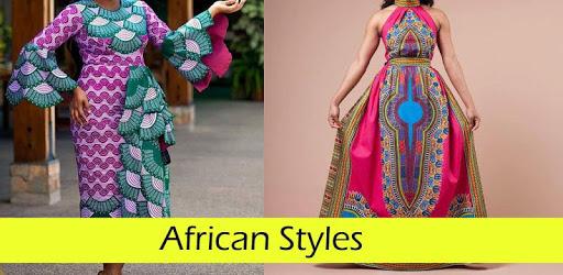 African Styles pc screenshot