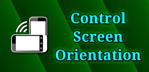 control screen rotation pc screenshot