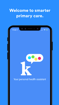 K Health APK screenshot 1
