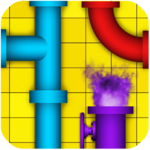 Pipe - logic puzzles APK icon
