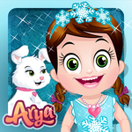 Baby Özüm Frozen Dress Up FOR PC