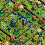 Battle of Zombies: Clans War APK icon