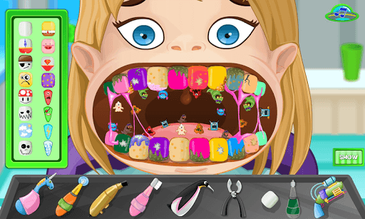 Dentist fear APK screenshot 1
