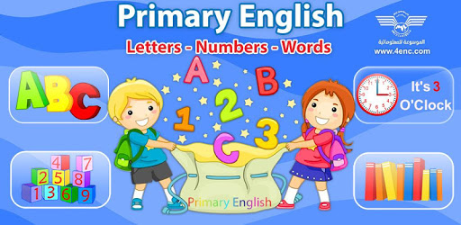 Primary English Letters Numbers Animal Colors pc screenshot