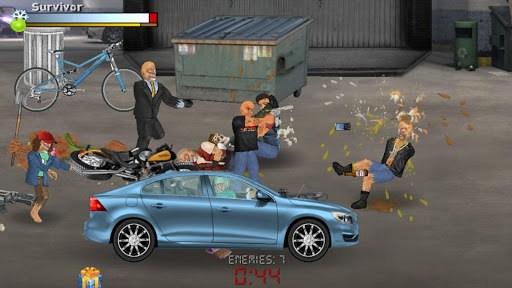Extra Lives (Zombie Survival Sim) APK screenshot 1