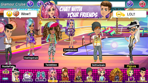 MovieStarPlanet APK screenshot 1