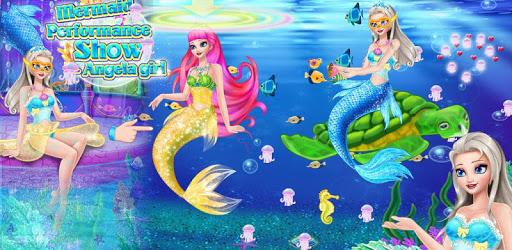 Mermaid Show Angela Girl pc screenshot