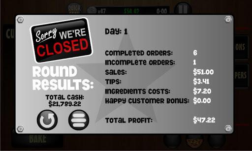 Pizza Panic (LITE) APK screenshot 1