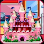 Princess Castle Cake Cooking icon