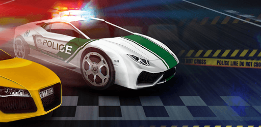 Police Chase -Death Race Speed Car Shooting Racing pc screenshot