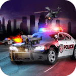 Police Chase -Death Race Speed Car Shooting Racing icon