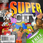 Super City (Superhero Sim) for pc icon