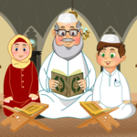 Teaching the Holy Quran 1 for pc icon