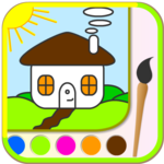 Toddler Easy Painting icon