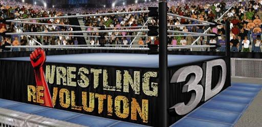 Wrestling Revolution 3D pc screenshot