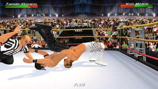 Wrestling Revolution 3D pc screenshot 2