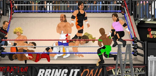 Wrestling Revolution pc screenshot