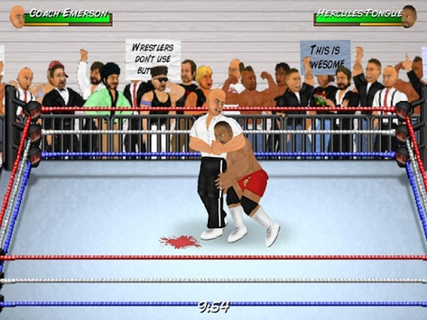 Wrestling Revolution APK screenshot 1