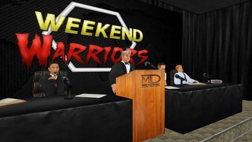 Weekend Warriors MMA APK screenshot 1