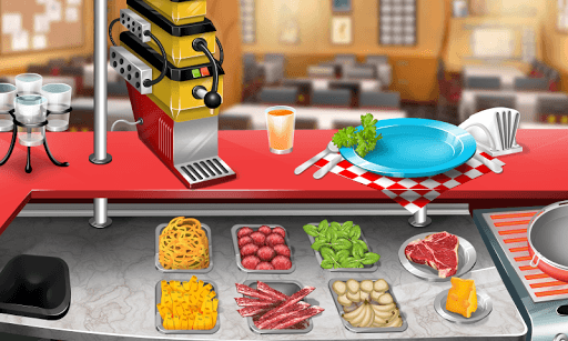 Cooking Stand Restaurant Game APK screenshot 1
