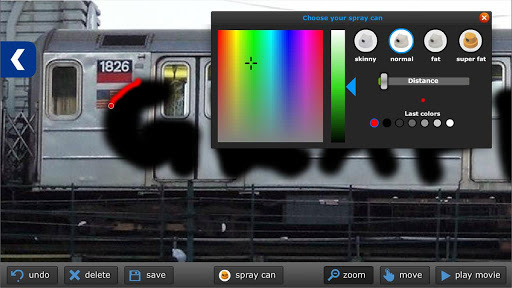 Graffiti Unlimited APK screenshot 1