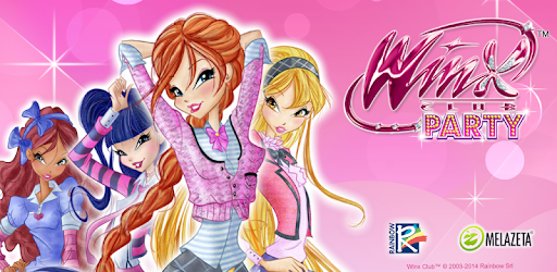WINX PARTY pc screenshot