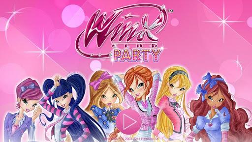 WINX PARTY APK screenshot 1