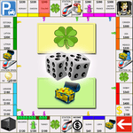 Rento - Dice Board Game Online APK icon