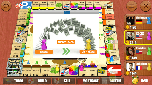 Rento - Dice Board Game Online APK screenshot 1