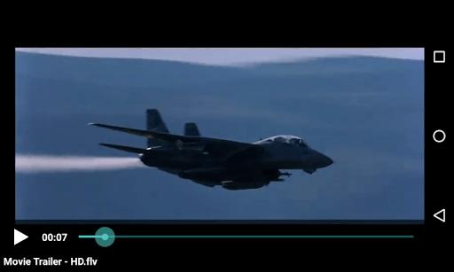 FLV Video Player APK screenshot 1