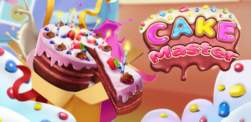 Cake Master Cooking - Food Design Baking Games pc screenshot
