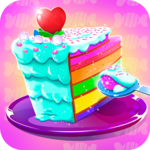 Cake Master Cooking - Food Design Baking Games for pc icon