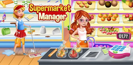 Supermarket Manager: Cashier Simulator Kids Games pc screenshot