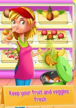 Supermarket Manager: Cashier Simulator Kids Games APK screenshot 1