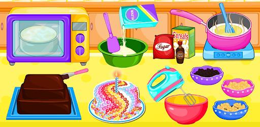 Candy Cake Maker pc screenshot