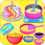 Candy Cake Maker APK icon