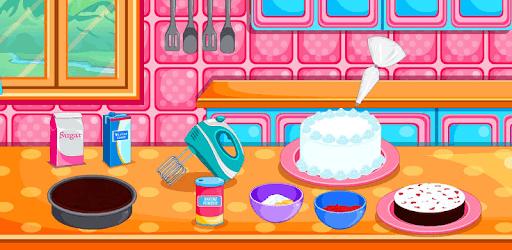 Baking black forest cake pc screenshot