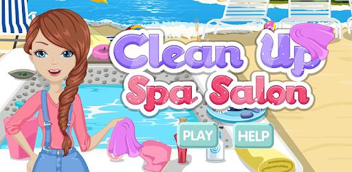 Clean up spa salon pc screenshot