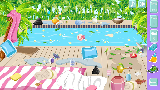Clean up spa salon APK screenshot 1